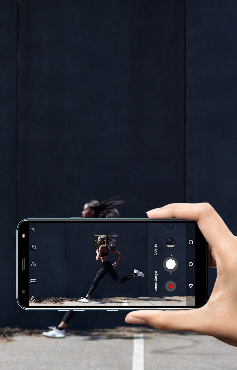 Smartphone LG K12 Plus, 3GB/32GB, Octa-Core, Câmera 16MP, Azul